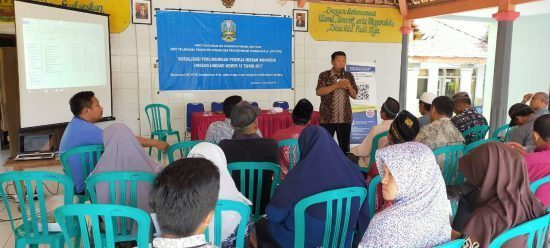 Disnaker Provinsi Jatim Sosialisasikan Perlindungan BMI di Lumajang