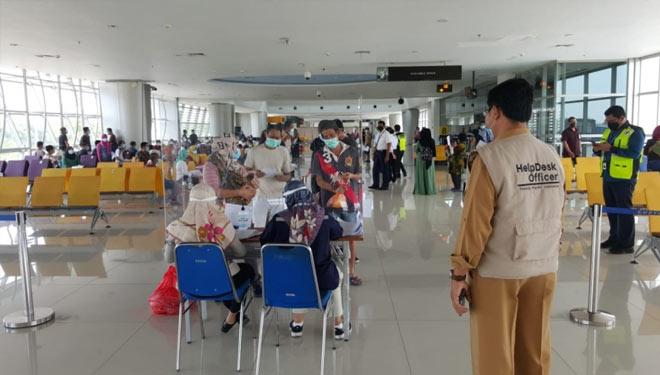 Pemerintah Malaysia Deportasi 174 Pekerja Migran Indonesia