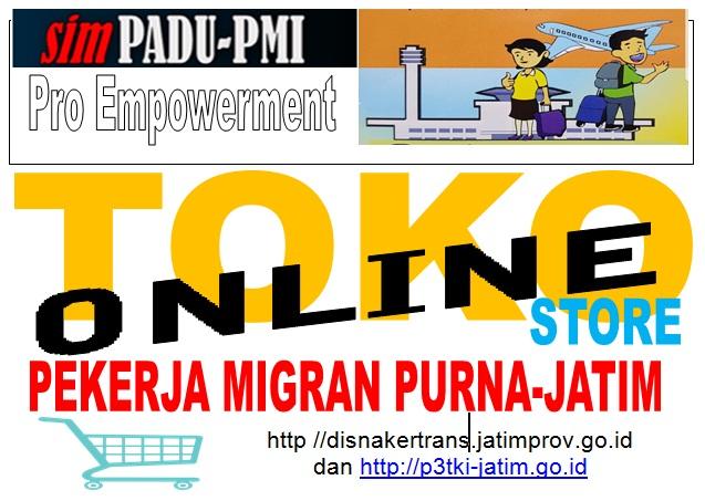 Toko Online Pekerja Migran Indonesia Purna