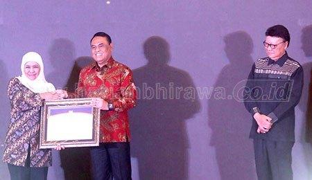Empat Inovasi Pemprov Jatim Sabet Penghargaan UNPSA