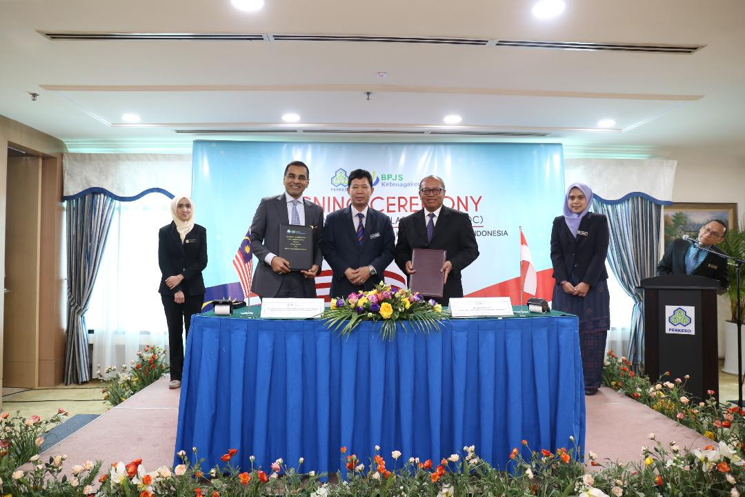 BPJS Ketenagakerjaan dan Socso Teken MoC, PMI di Malaysia Peroleh Perlindungan Jamsos dari Dua Institusi